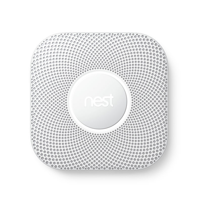 Nest Co2 Smoke